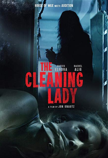 The Cleaning Lady 2019 Movie Poster