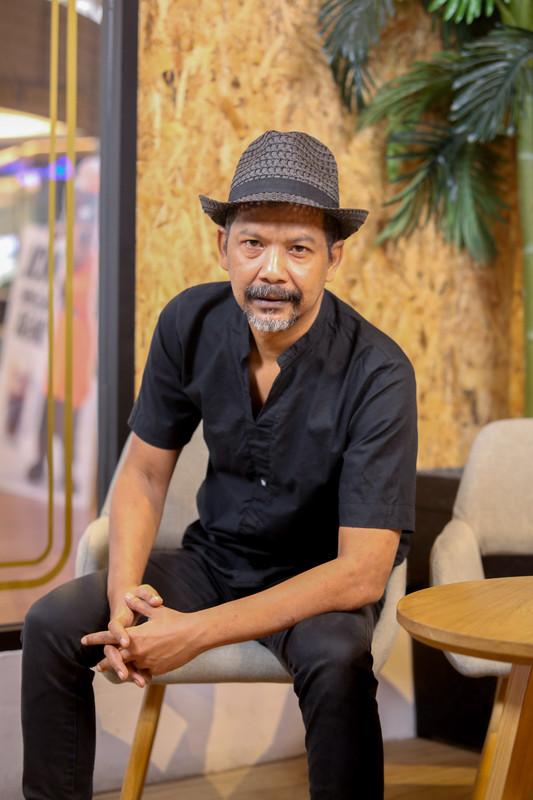 Namron pelakon Dendam Azalea