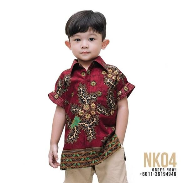 batik slim fit timor apparels