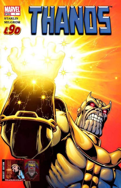 Thanos Volumen 1 [12/12] Español | Mega