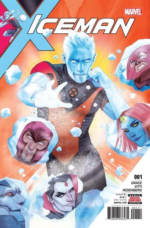 Iceman Volumen 3 [4/4] Español | Mega