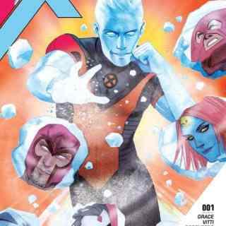 Iceman Volumen 3 [11/11] Español | Mega