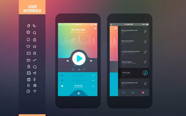 Move From Graphic Design To UIUX Design A Mobile App From