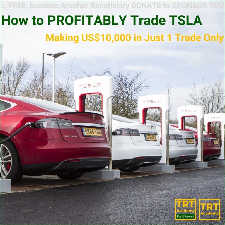 Yes… I Want to Improve My Trading Results – 2018-09 – How to PROFITABLY Trade TSLA – Making US,000 in Just 1 Trade Only