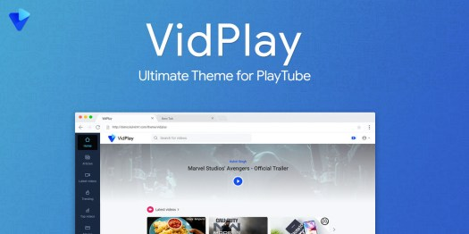 PlayTube - The Ultimate PHP Video CMS & Video Sharing Platform - 5