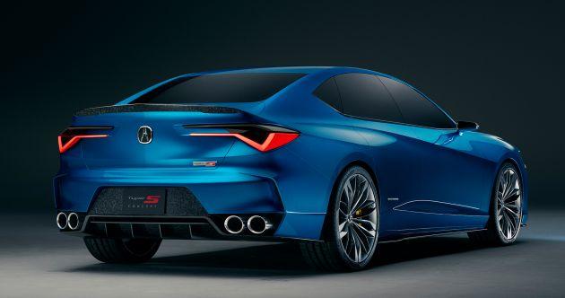 Acura TLX generasi kedua Type S