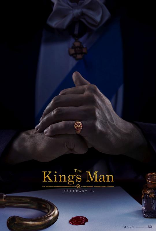 Trailer The Kings Man