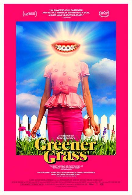 Greener Grass 2019 Movie Poster