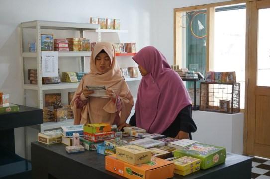 Galeri board game Indonesia
