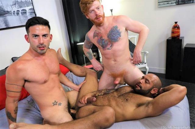 Power Switch: Cesar Rossi, Bennett Anthony, Leo Forte