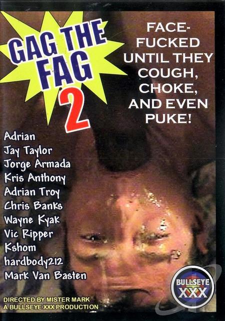 Gag The Fag Vol. 2