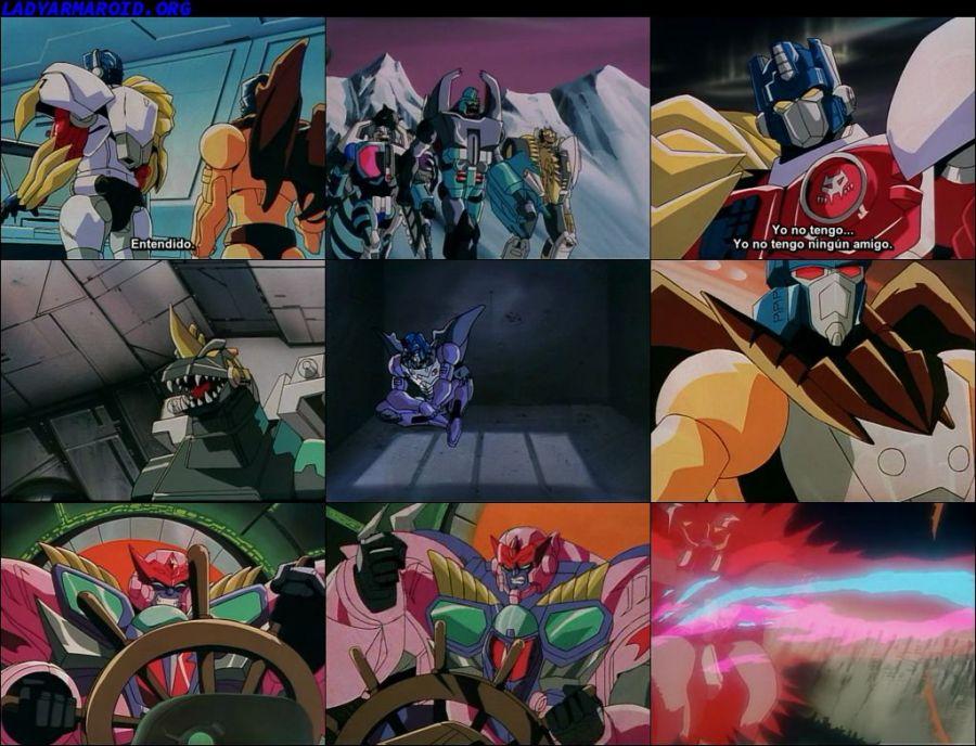 Beast Wars II: The movie - 1998 (VDDRip- Jap. Sub. Español)(1Fichier) 5