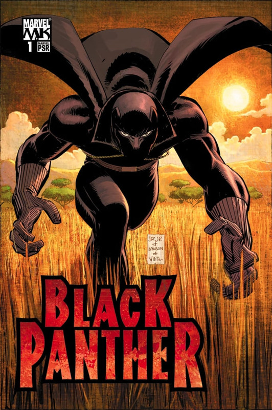 Black Panther Volumen 4 [41/41 + Anual] Español