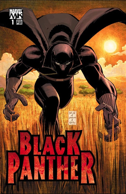 black panther vol 4