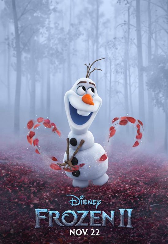 Poster Film Frozen 2