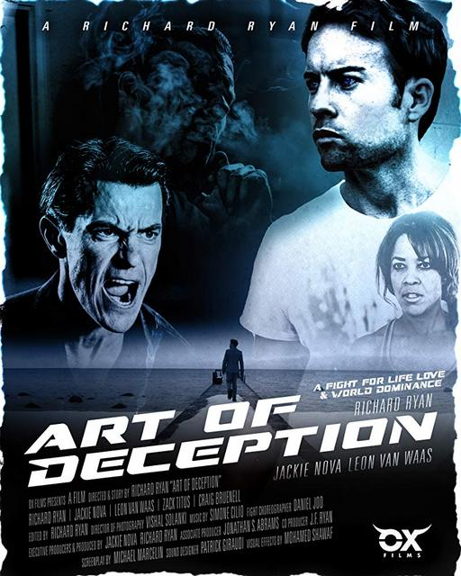 Art of Deception 2019 Movie Poster