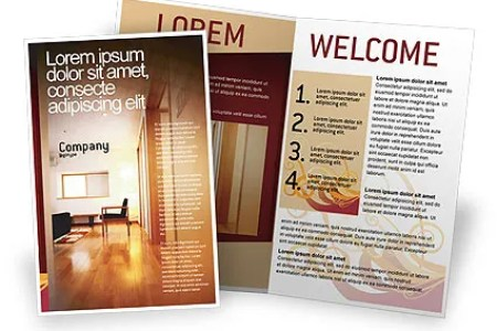 Apartment Design Brochure Template Design and Layout  Download Now     Apartment Design Brochure Template