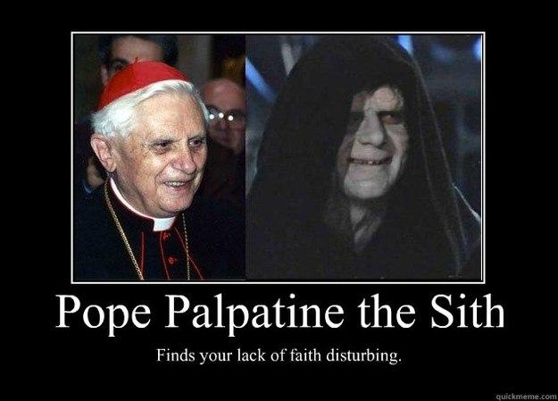 Pope Palpatine