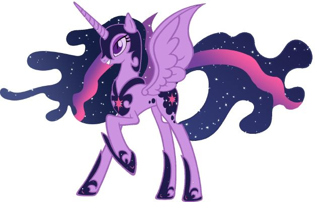 My Little Pony Friendship Is Magic Twilight Sparkle Becomes Evil