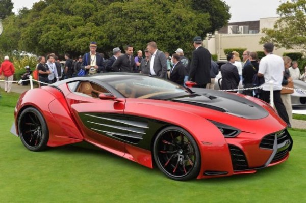 Laraki Motors построила суперкар стоимостью 2 000 000 ...