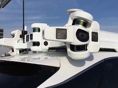 Видео: Apple тестирует автомобиль с автопилотом