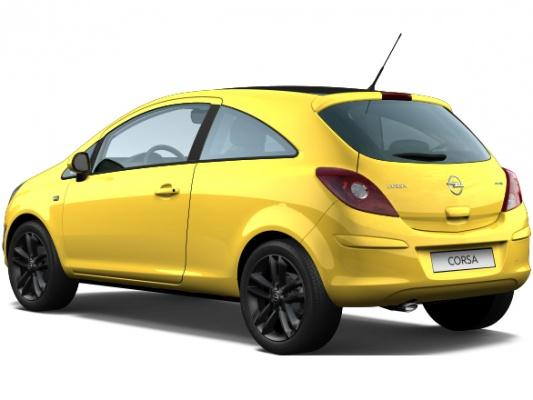 Opel Corsa 3дв D 2й рестайлинг Хэтчбек модификации и