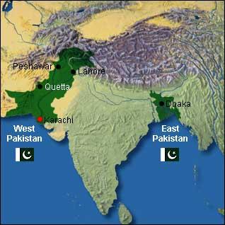 Dwuczęściowy Pakistan