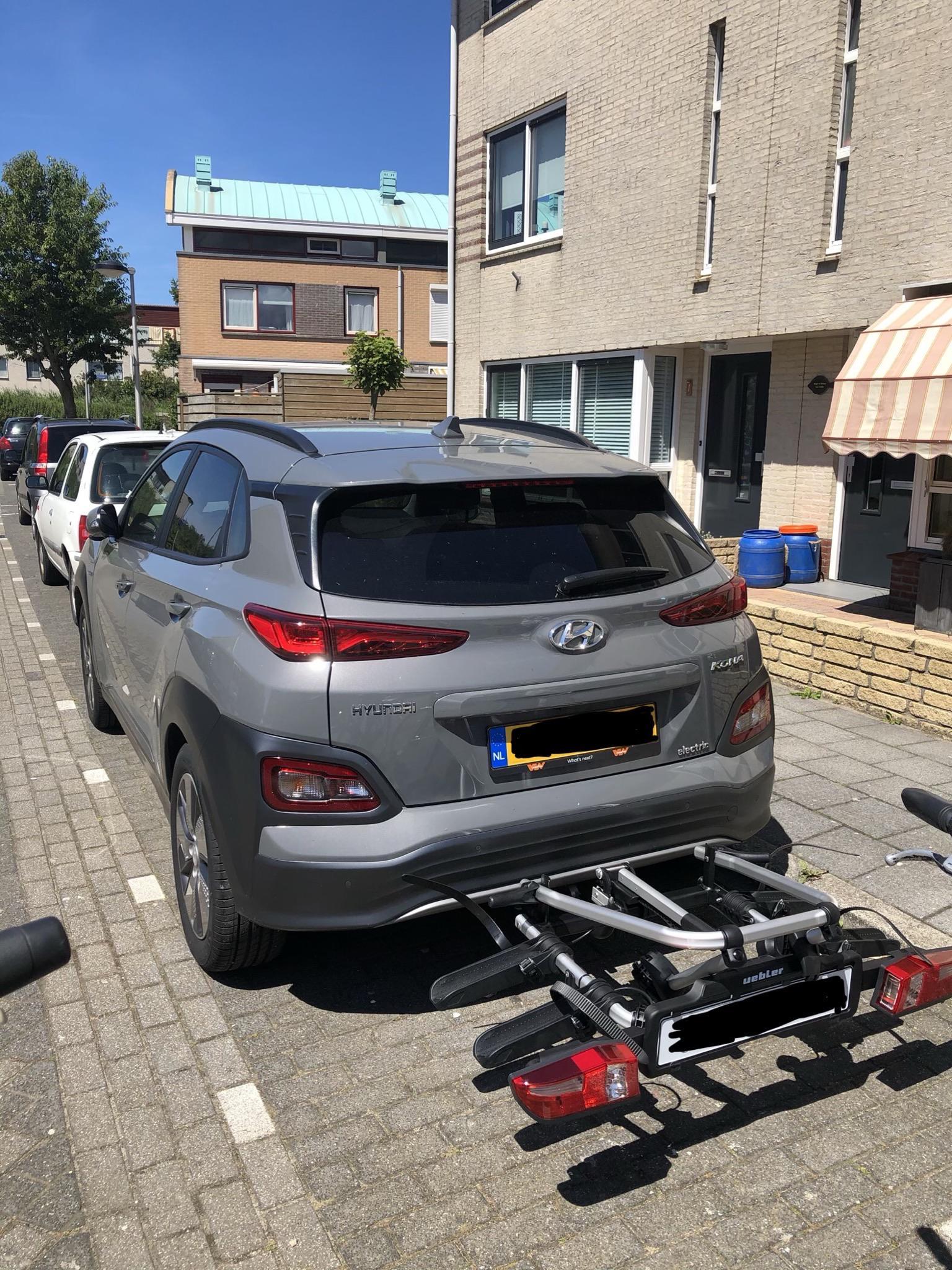hyundai kona bike rack