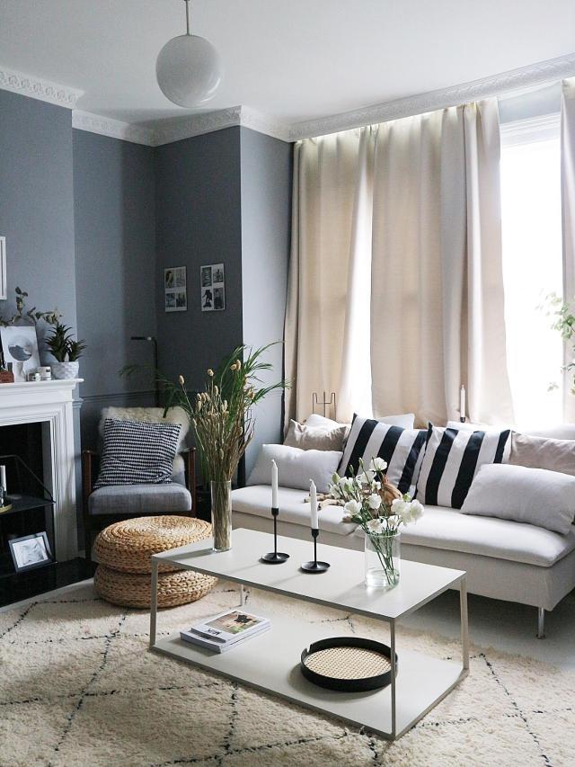 My Modern Victorian Living Room - London, UK : AmateurRoomPorn