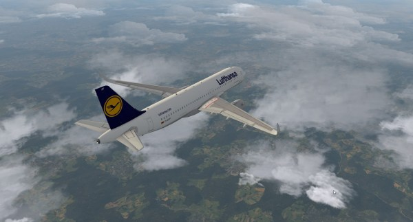 After latest update X-Plane 11 clouds start to look quite ...