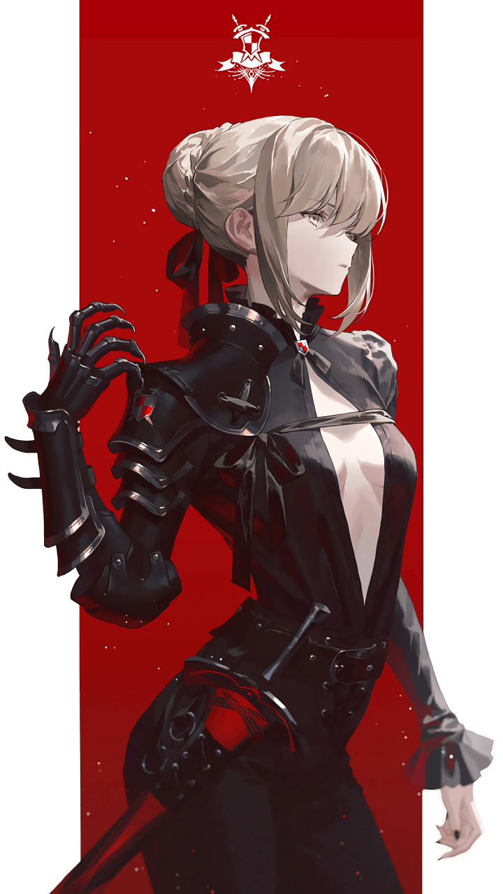 Saber Alter [Fate/stay night] (2250×4000)
