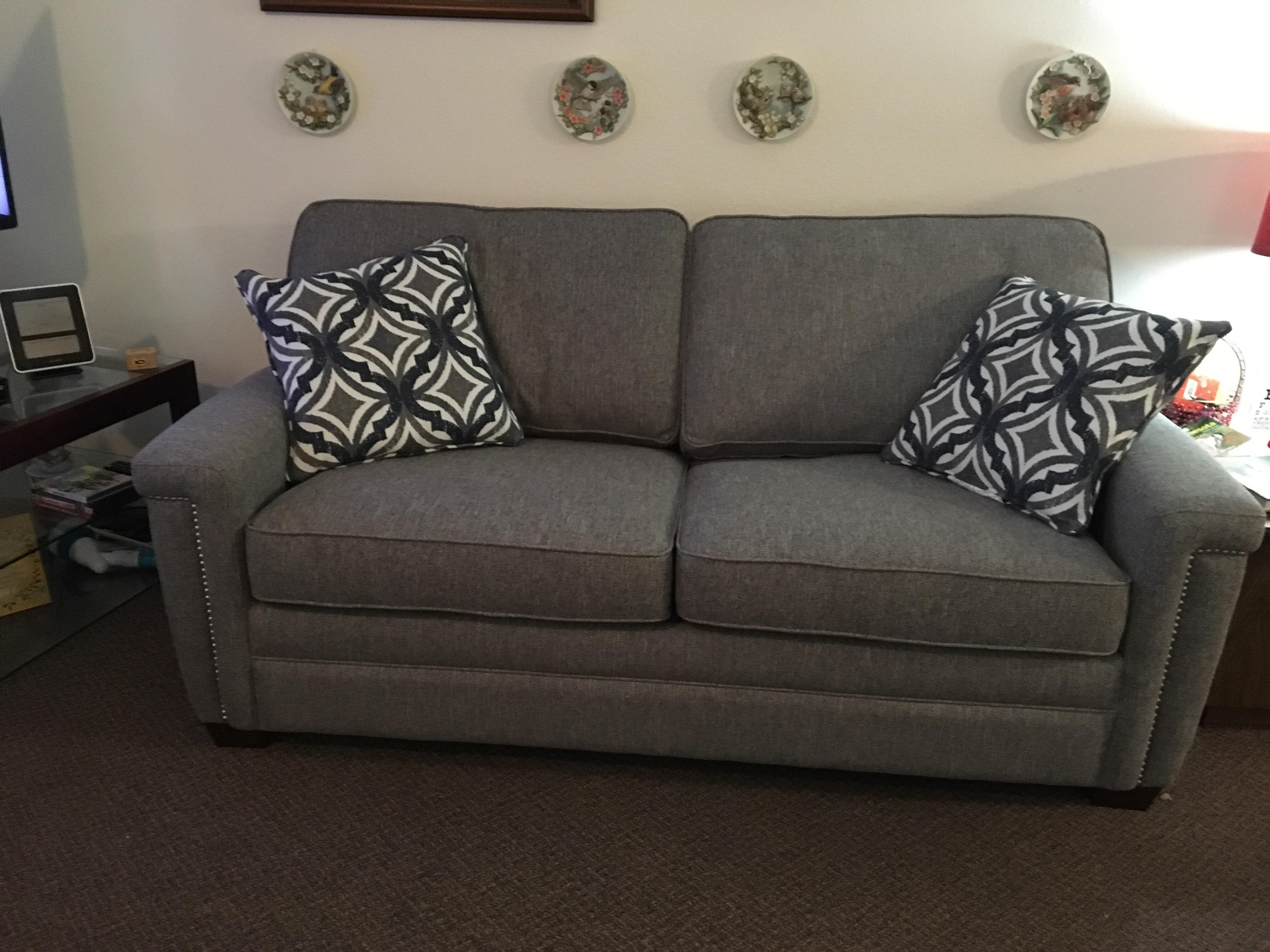 Grandma Bought One Of The Pull Out Couches At Costco Yesterday Great For People Who Need To Sit Higher Up On Furniture 750usd Total Costco