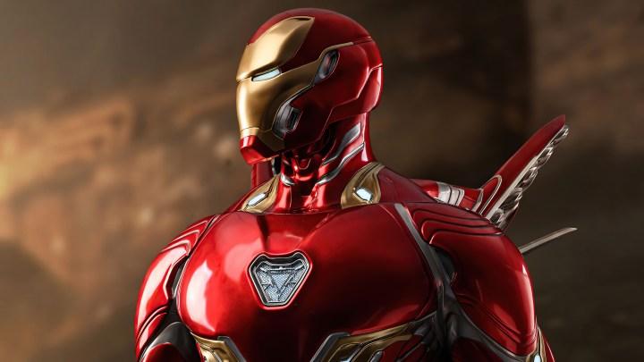 [3840×2160] Iron man