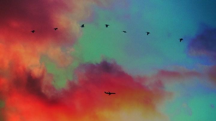 A beautiful sky [2560 x 1440]