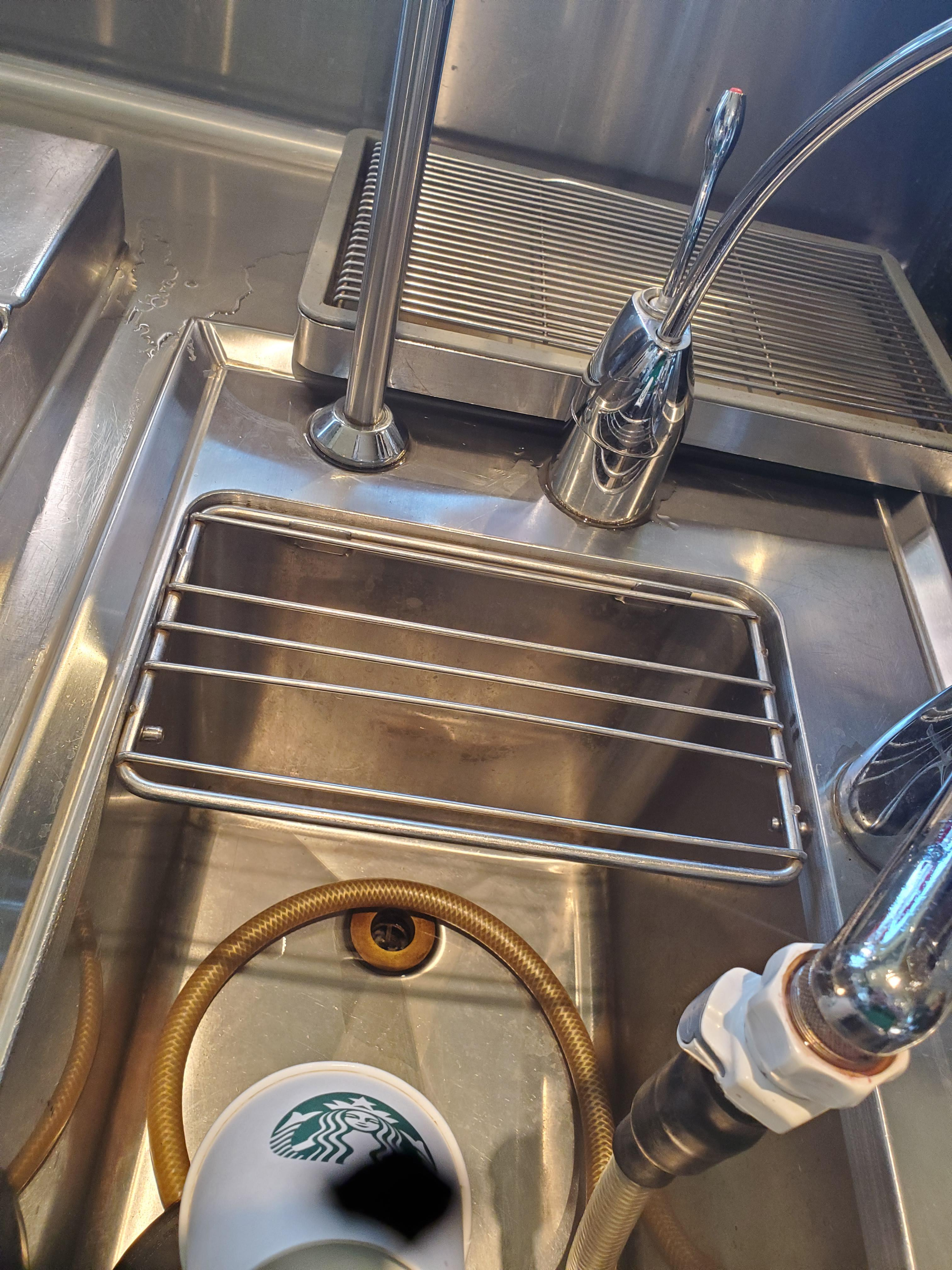 sku for this sink grate thingy our