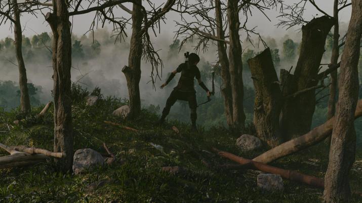The Hunt Begins [2560×1440]
