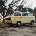 1981 Vw Vanagon Being Driven On Cross Country Tour From Bk Currently In Florida Vwbus
