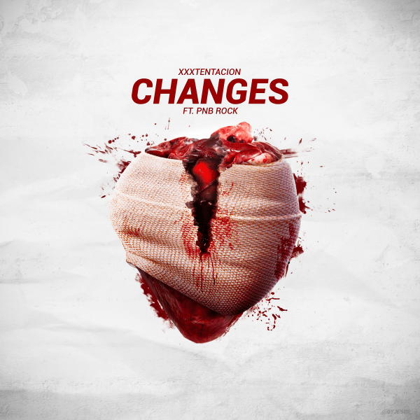 XXXTENTACION Changes Ft PnB Rock Alternative Cover