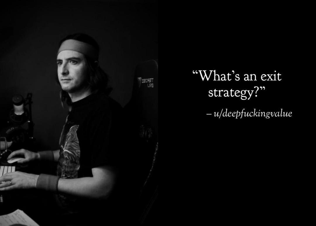 Der Initiator des GameStop Hypes. Bildquelle: Reddit