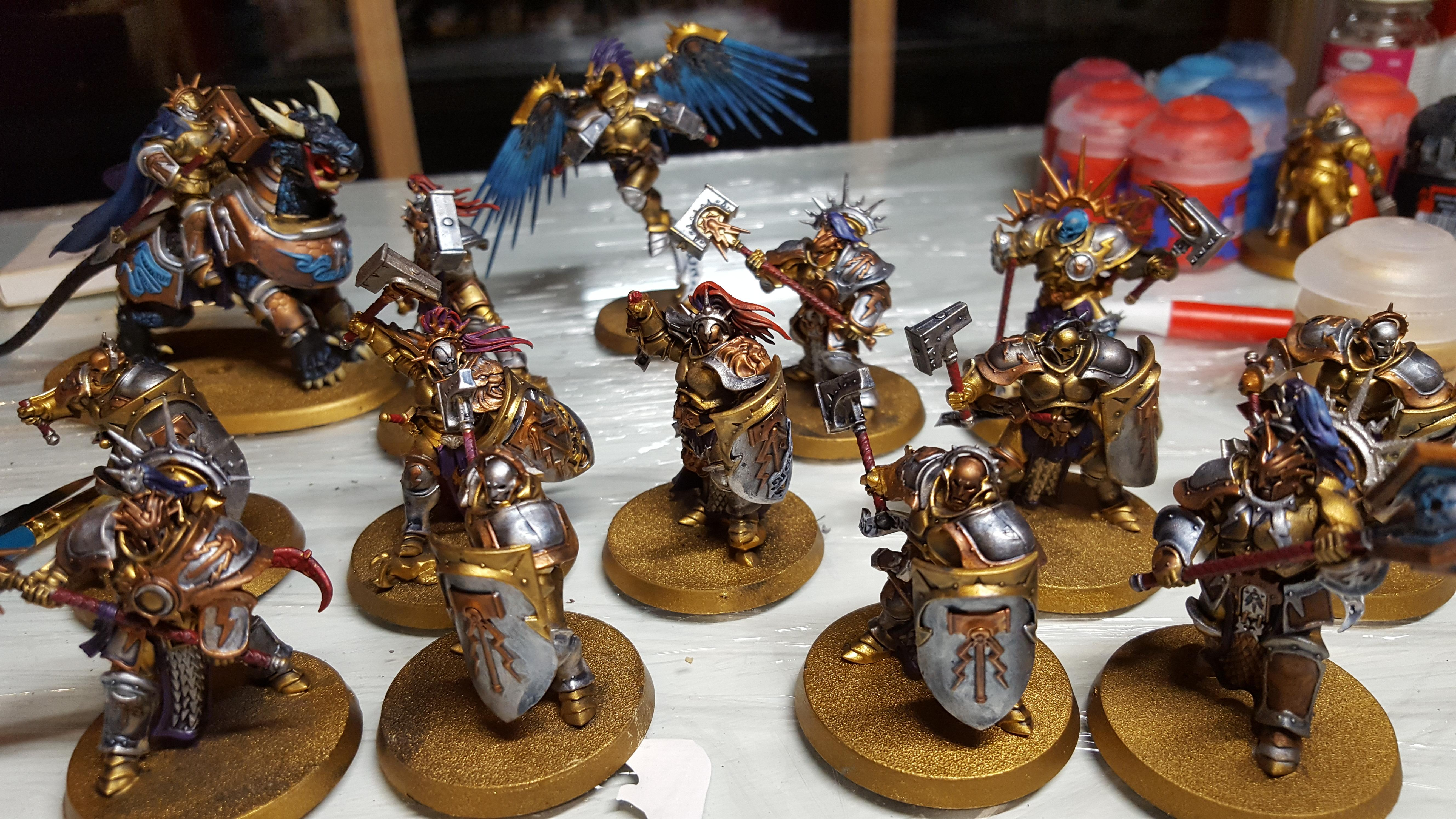 First Paint Job Then List Questions In The Comments Ageofsigmar