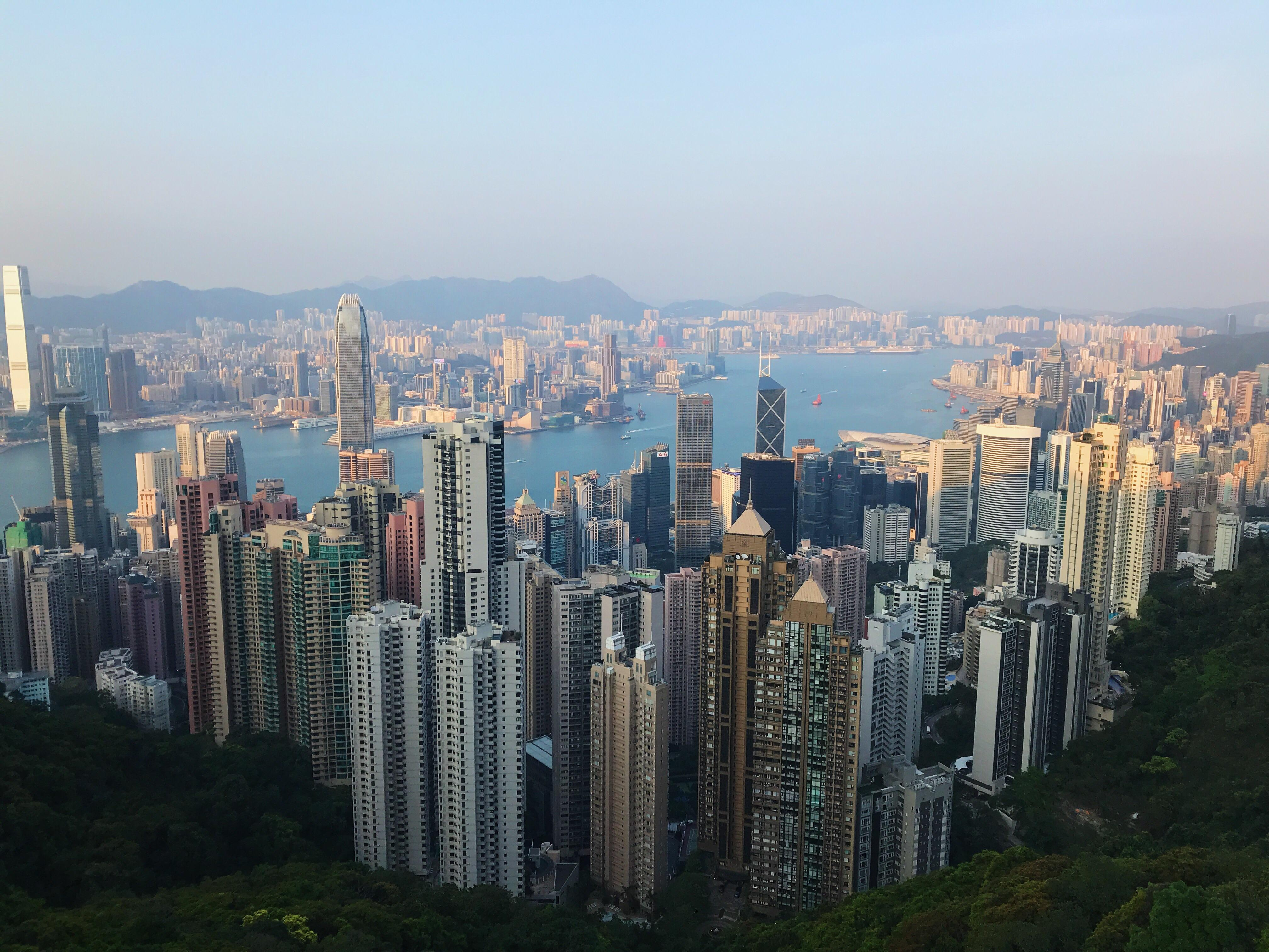 Just got home from a week's trip to HK! Definitely the most amazing city I've been too! : HongKong