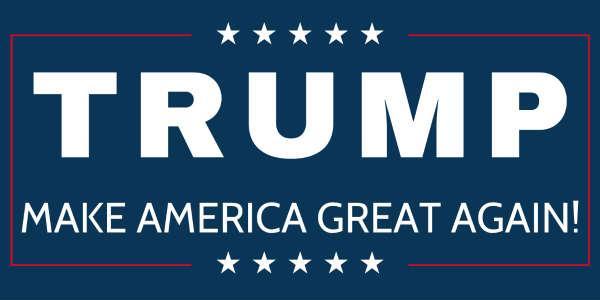 Goodmorning America: Make America Great Again, a place ...