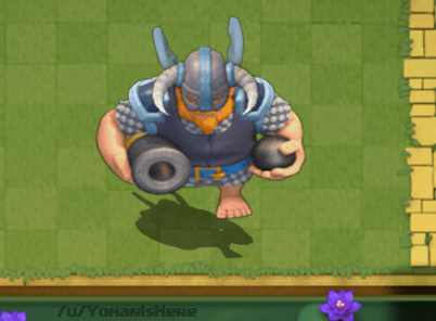 Elite Bard - Royale Giant