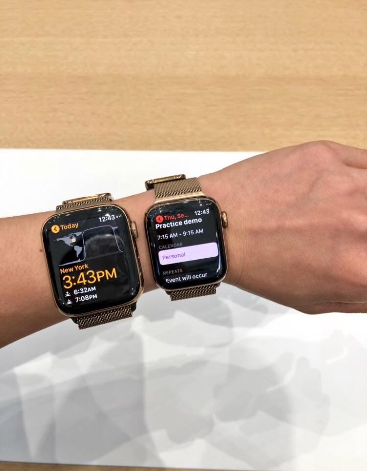 Untuk bonus, pilih varian bonus ya :) apple watch series 6 gps bnib (brand. Parity Apple Watch 44mm Wrist Size Up To 78 Off