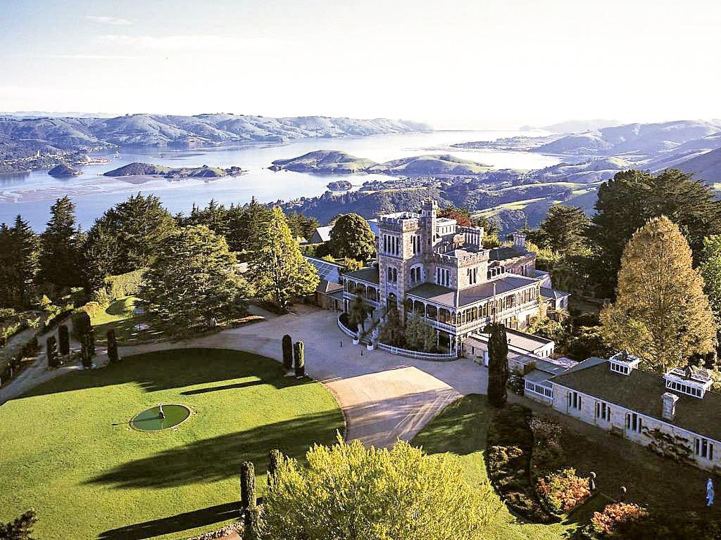Dunedin been named as the most beautiful city. And it's not because of the  only's castles in the country! Dunedin has been crowned New Zealand's most  beautiful city for 2018 at the