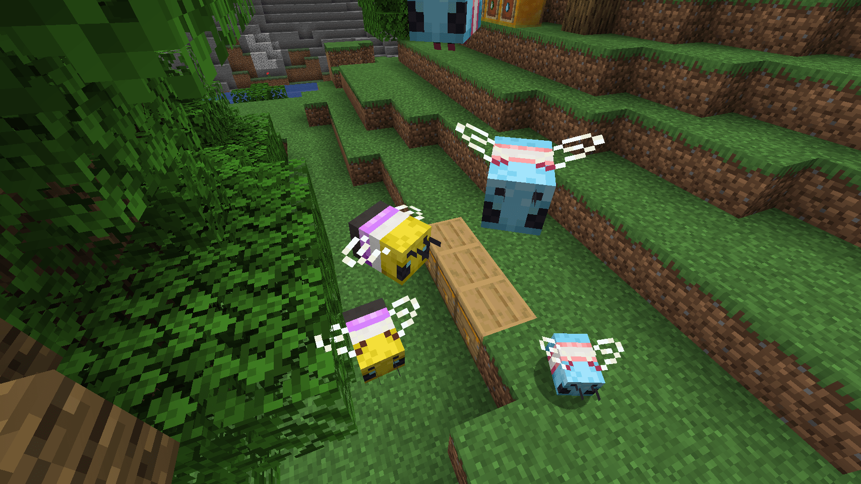 To start making bee products, you'll need to put a drone and a princess in the apiary. Bee Productive A New Bee Based Content Mod For Minecraft 1 15 Will Be Coming Soon Includes Customizable Bee Traits And Resource Production Using Vanilla Bees Here S A Teaser Of Some Of The Cosmetic