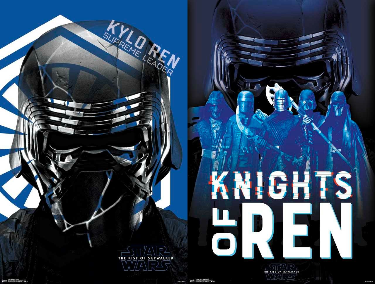 supreme leader kylo ren and knights of