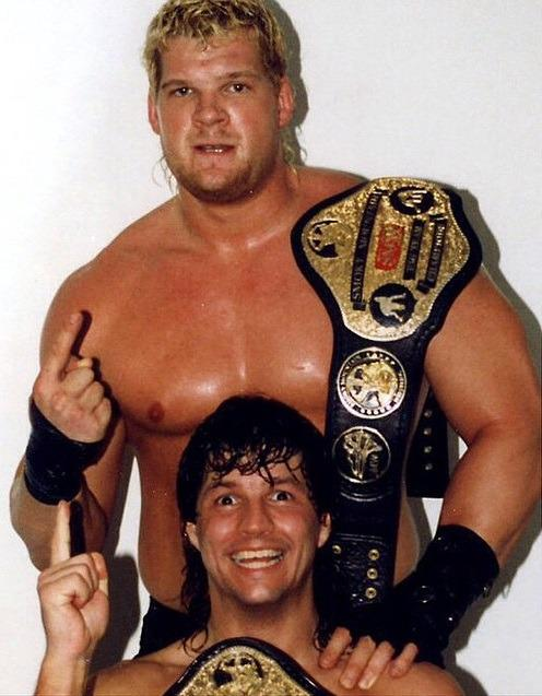 Day 25 of forgotten Tag Teams - The Dynamic Duo Al Snow and Unabomb [Kane]:  SquaredCircle