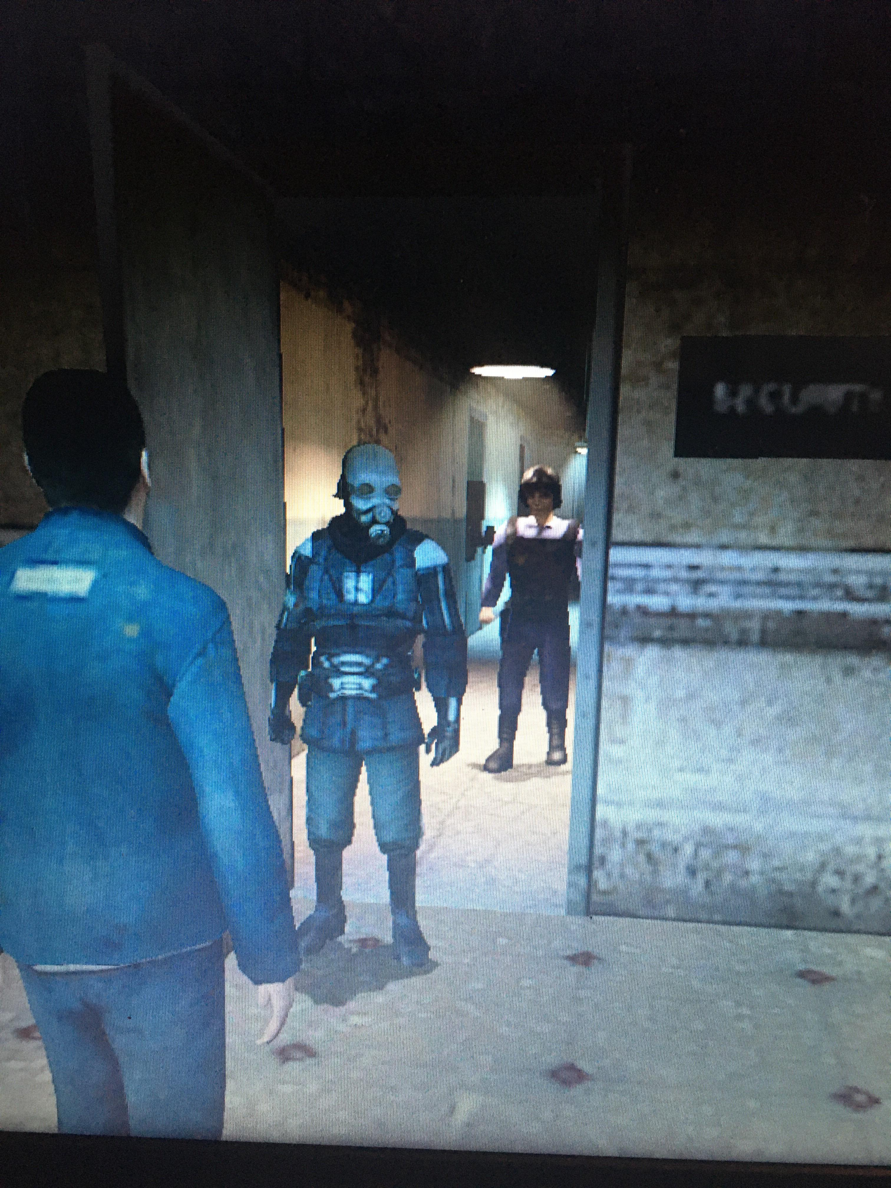 I Got Half Life 2 Working In Half Life Source The First