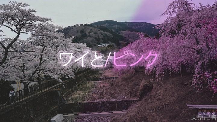 white/pink Japan [1920×1080]
